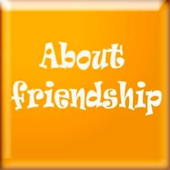 Афоризмы, статусы на английском с переводом о дружбе