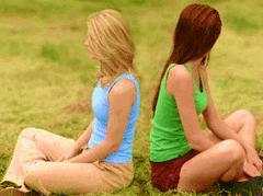Треугольник Карпмана в женской дружбе
