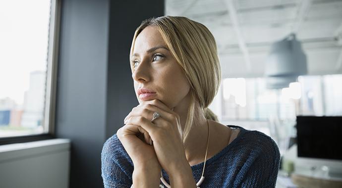 Кризис 30 лет у женщин. Симптомы