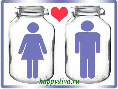 Личное пространство в отношениях мужчины и женщины