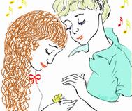 Почему первая любовь не забывается