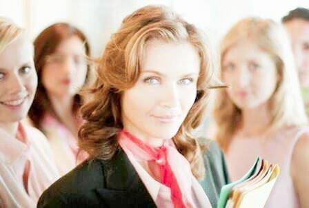 Работа в женском коллективе. За и против