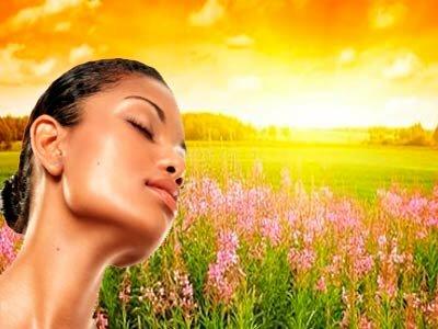 Правильный уход за кожей лица летом