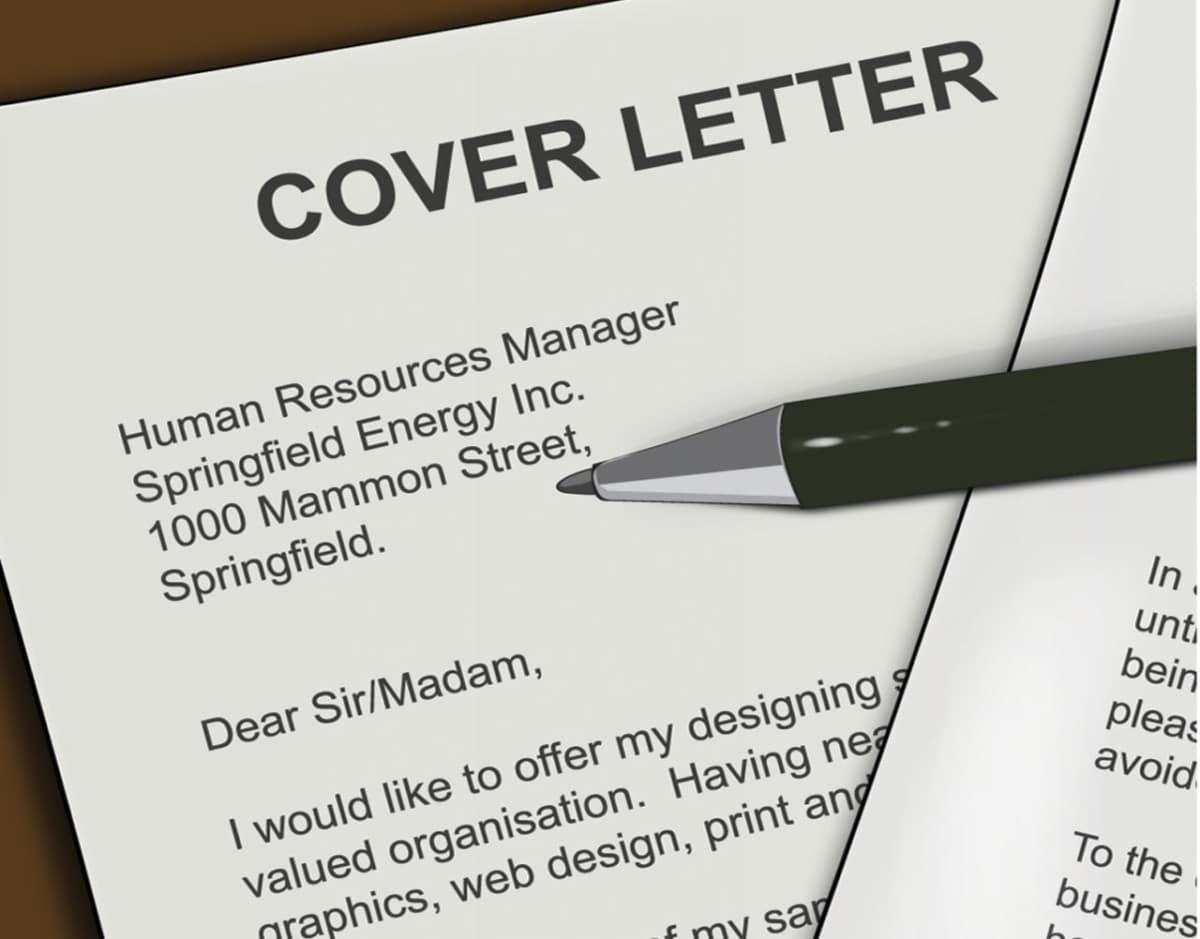 Сопроводительное письмо к резюме. Примеры