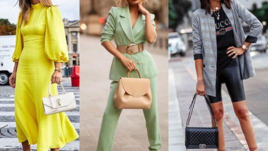 Модные цвета осень-зима 2020-2021: фото, тренды цветов