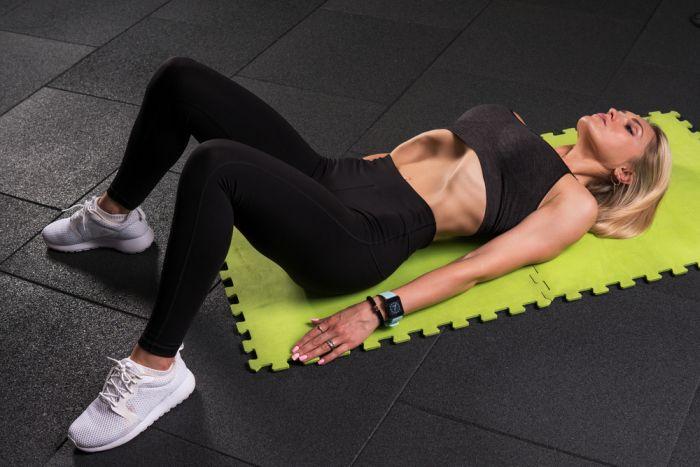 упражнение вакуум для живота техника выполнения