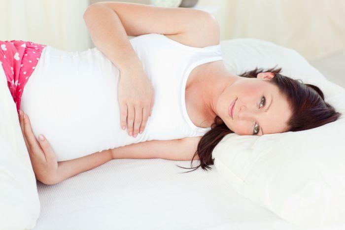 массаж беременным можно или нет