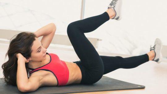ТОП лучших упражнений для тонкой талии