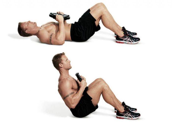 упражнения для того чтобы убрать живот